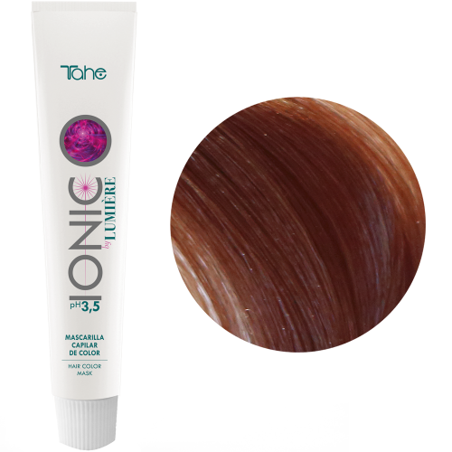 Hair colour mask IONIC light brown (100 ml) Tahe