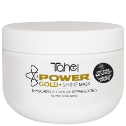 Anti-frizz reparative hair mask Gold power (300 ml)