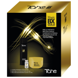Magic botox gold home kit (shampoo+mask+treatment 5x10 ml)