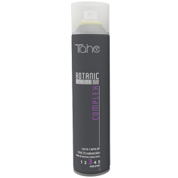 HAIR SPRAY COMPLEX BOTANIC STYLING with panthenol fix. 3 (400 ml)
