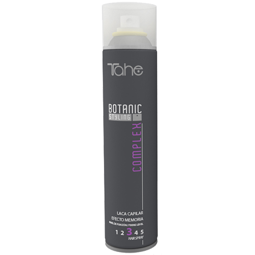 HAIR SPRAY COMPLEX BOTANIC STYLING with panthenol fix. 3 (400 ml) Tahe