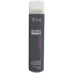 HAIR SPRAY COMPLEX BOTANIC STYLING with panthenol fix. 5 (400 ml)