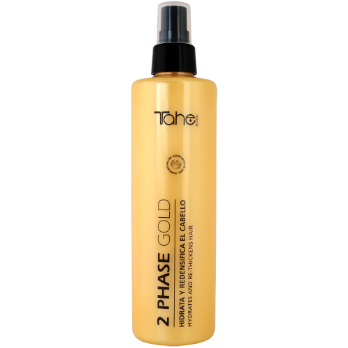 BIO-FLUID LEAVE-IN CONDITIONER 2 PHASE GOLD (300 ml) Tahe