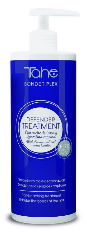 DEFENDER POST-BEACHING TREATMENT BONDER PLEX (400 ml) Tahe