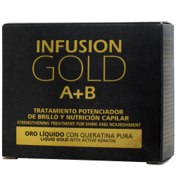 TAHE KERATIN Infusion gold A+B (2x10 ml)