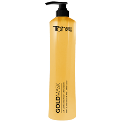 TAHE BOTANIC GOLD mask for dried and damaged hair (800 ml)