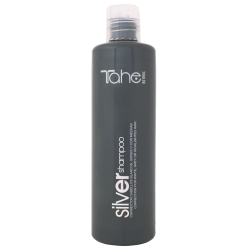 Silver tone healing shampoo for white, grey or stranded hair (300 ml)