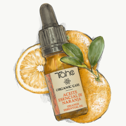 Orange essential oil Tahe Organic care (10 ml)