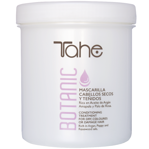 MASK FOR DRY AND COLOURES HAIR BOTANIC (700 ml) Tahe