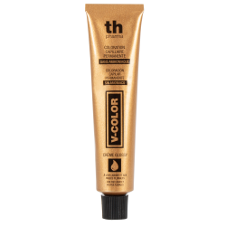 Hair dye V-color no. 5.34 (light gold copper brown)- home kit+shampoo and mask free of charge TH Pharma