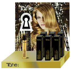 TAHE KERATIN GOLD Secret hair lifting (50 ml) with argan oil