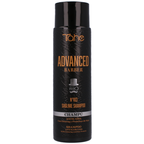 ANTI HAIR-LOSS Nº103 SUBLIME SHAMPOO for every day use (300 ml) Tahe