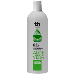 Shower gel with aloe vera extract for delicate dry skin (750 ml)