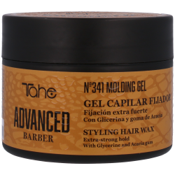 STYLING HAIR GEL Nº341 ADVANCED BARBER (300 ml) strong hold Tahe