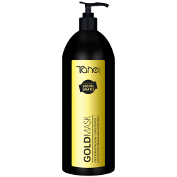 TAHE BOTANIC GOLD mask for dried and damaged hair (1000 ml)