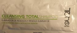 Tester BOTANIC CLEANSING TOTAL SHAMPOO with active keratine (10 ml)